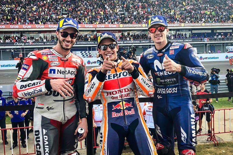 Márquez vence sétima prova na temporada e pode conquistar quinto título na MotoGP já na próxima etapa, no Japão