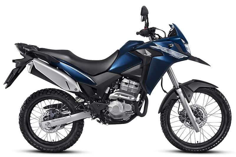 XRE 300 Azul