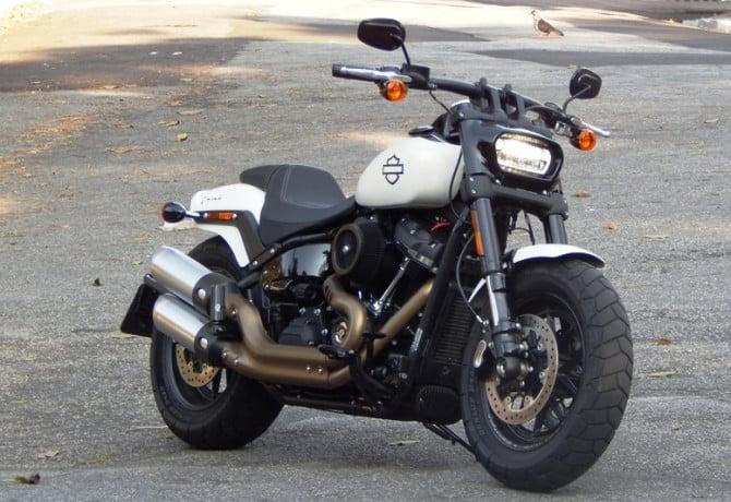 Teste Harley-Davidson Fat Bob