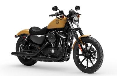 Iron 883 é a moto de entrada da Harley-Davidson que está em oferta nesta Black Friday