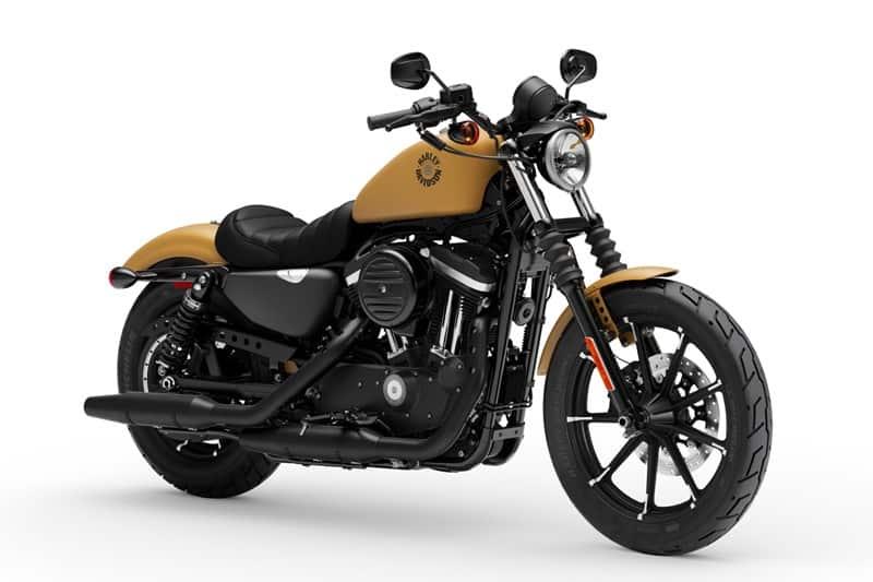Iron 883 é uma das motos de entrada da Harley-Davidson em oferta