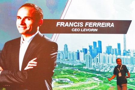 Ferreira: Plano forte de expansão da marca na América do Sul, com 72 novas medidas nos próximos dois anos