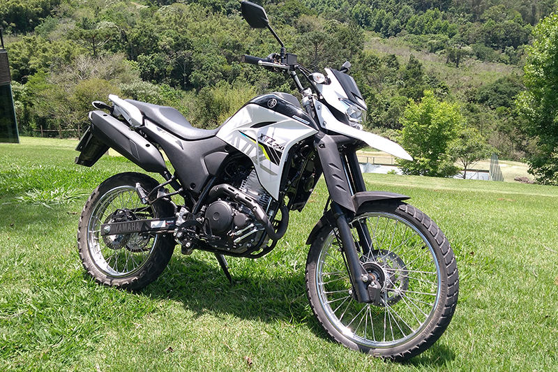 9e9333a5ab7 Nova Yamaha Lander 250 ABS  a moto 3 em 1