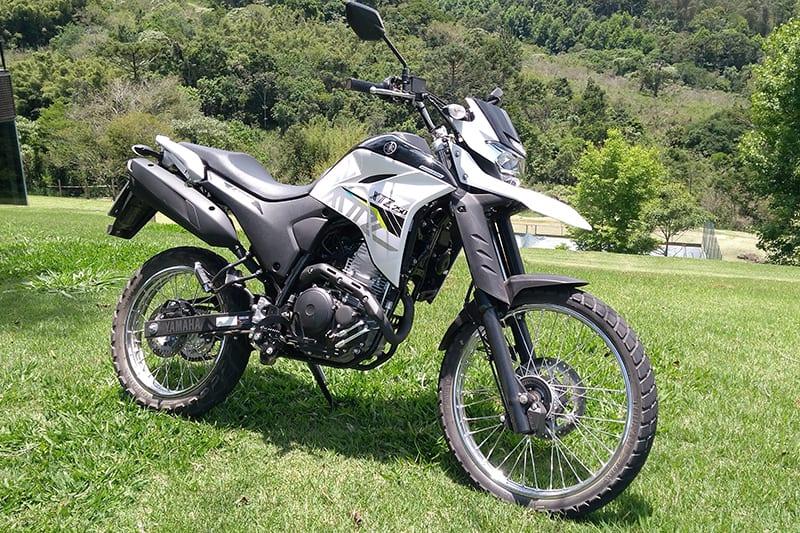 8b1e01a43d6 Nova Yamaha Lander 250 ABS  a moto 3 em 1