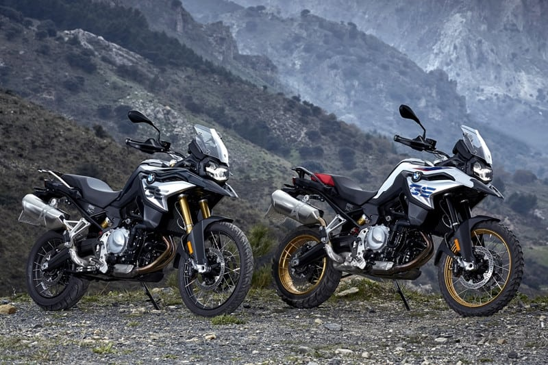 Novas BMW F 850 GS: só no final do ano