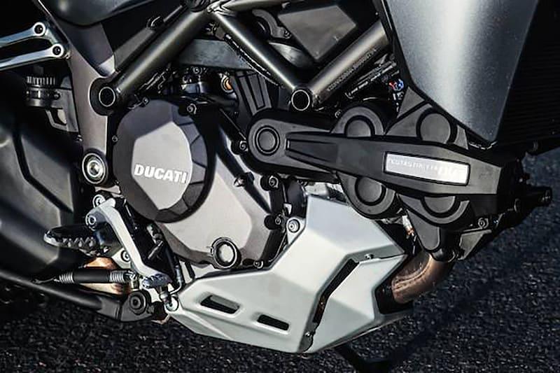 Motor Testastretta DVT