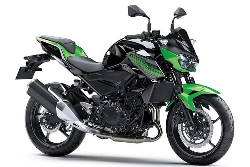 Renovada, Kawasaki Z400 tem números de potência e torque próximos aos da CB: 48 cv e 3,9 kgf.m