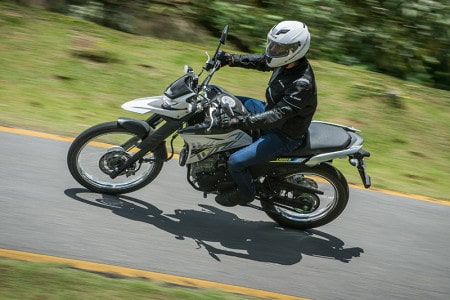 Yamaha Lander 250 já nas lojas