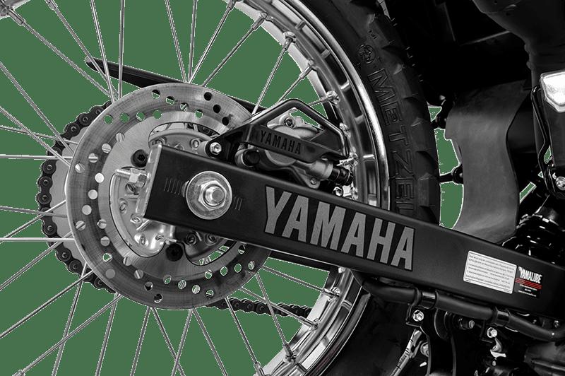 Bem que as rodas e balança poderiam ser em alumínio nessa nova geração, né?