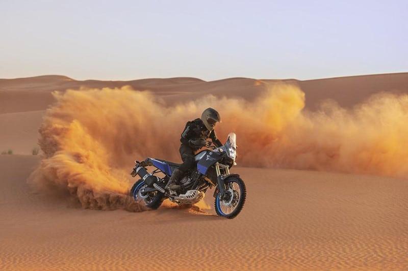 'Depois de dois anos, Yamaha dá fim ao mistério e apresenta a Tenere 700. Modelo chegará ao mercado no ano que vem