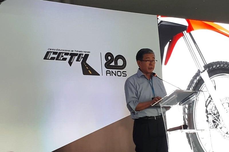 Mizoguchi: papel vital do CETH para a Hond