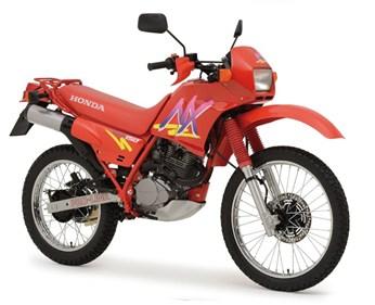 1988 - NX 150