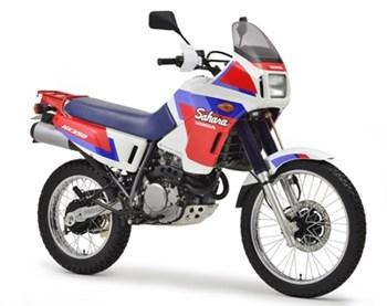 1999 - NX 350 Sahara