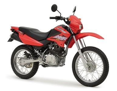 2003 - NXR 125 Bros