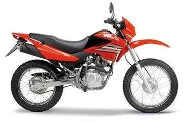 2005 - NXR 150 Bros