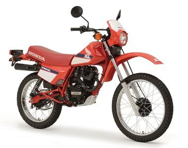 1984 - XL 125S