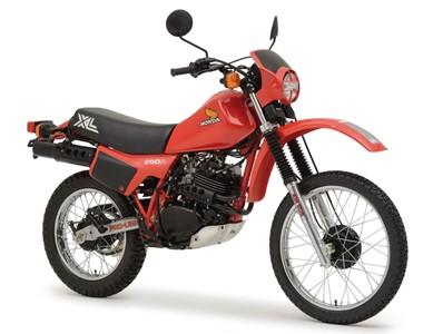 1982 - XL 250R