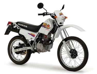 1996 - XLR 125