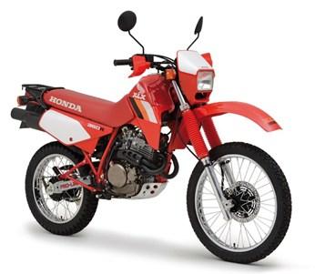 1987 - XLX 350R