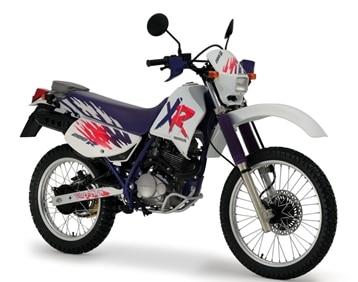 1993 - XR 200R
