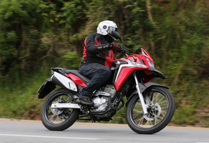 Honda XRE 300 2019: legítima herdeira