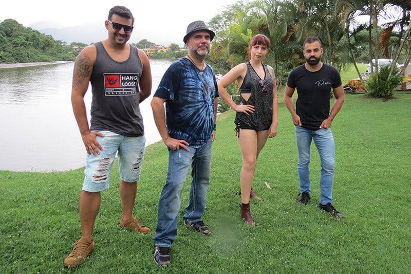 Banda Faixa Etária fará o encerramento da programação com clássicos do Rock N Roll