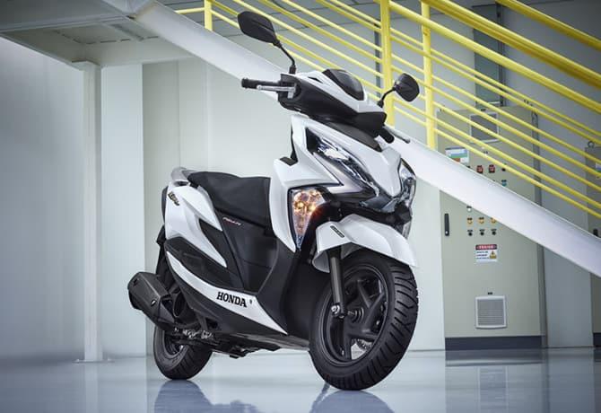Honda Elite 125 tem preço definido: R$8.250,00