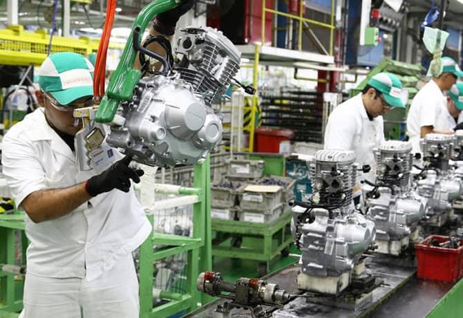 Retomada: Brasil produzirá mais de 1 milhão de motos em 2018