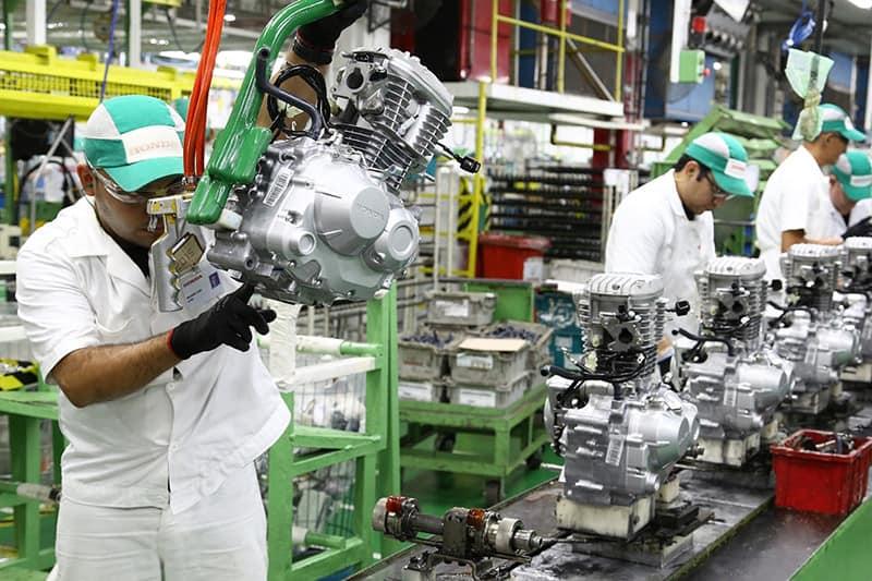 Depois de seis anos de queda, enfim a produção de motos cresce com solidez. O ano de 2018 registrou surpreendentes 17,2% de ascensão