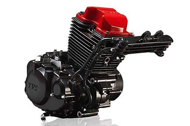 Motor gera 20,5 cv