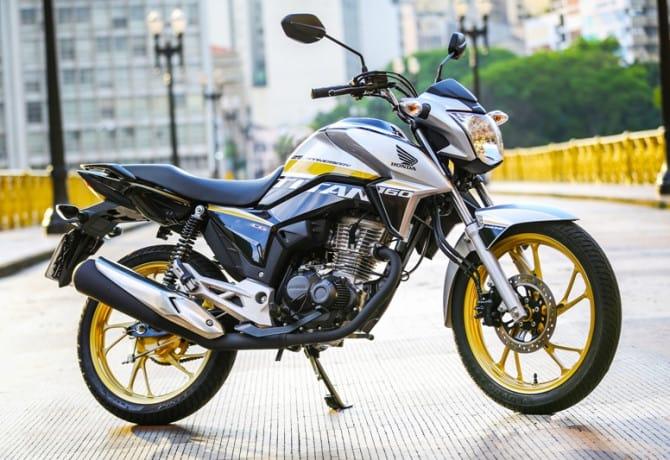 Aos 25 anos, Honda Titan ganha série especial