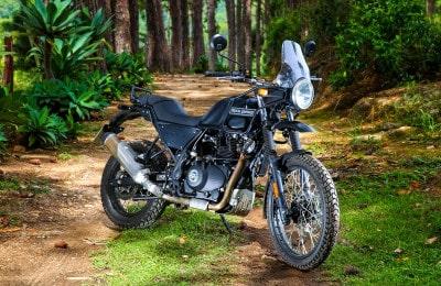 Chegam agora ao mercado de motos: Royal Enfiel Himalayan,....