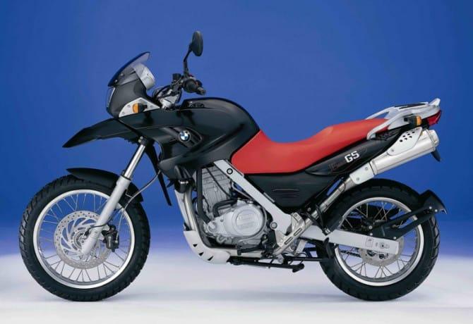 Recall BMW inclui até motos antigas
