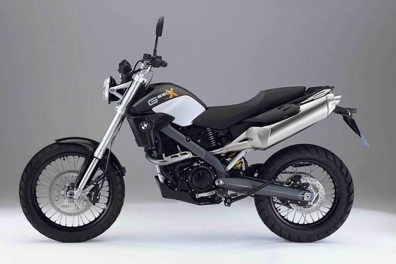 BMW G 650 XCountry: alguém já viu essa moto por aí?