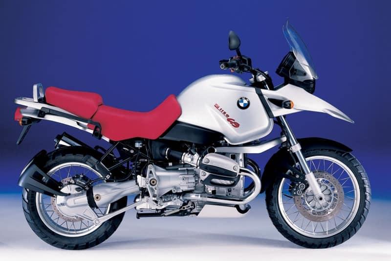 BMW R 1150 GS, de 2002