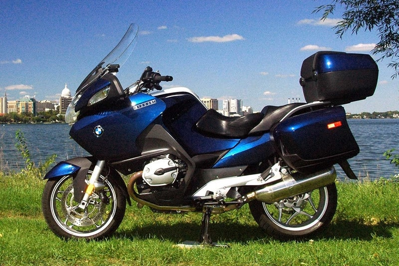 A touring R 1200 RT