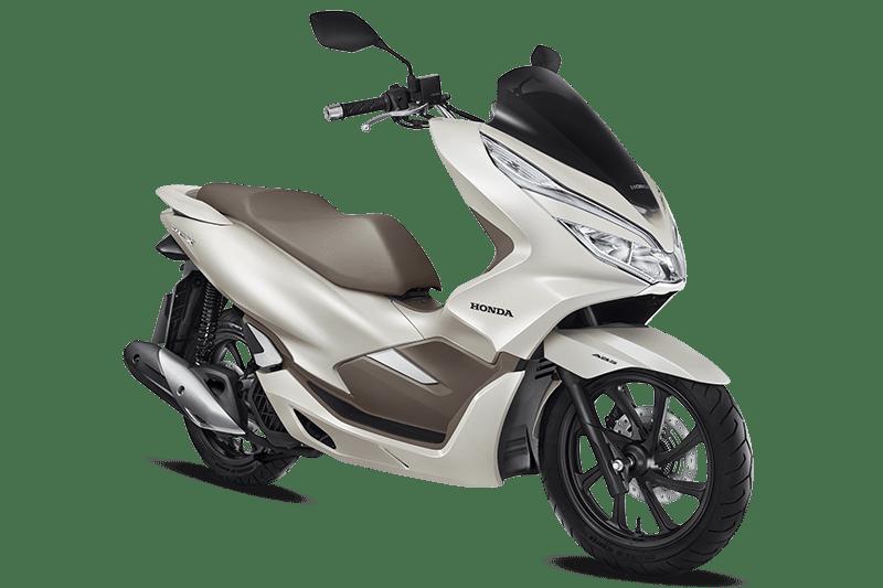 O design segue as mesmas linhas, mas há muitas novidades no Honda PCX 150 2019. Modelo está disponível em três versões, incluindo a DLX (foto)