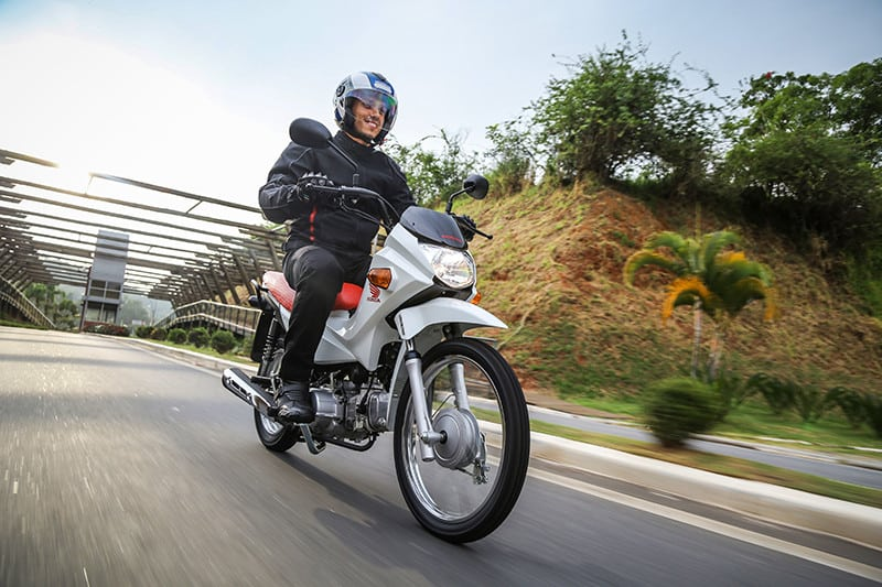 Honda Pop 110i 2019 tem preço sugerido de R$ 5.790,00 com garantia de três anos, sem limite de quilometragem além de sete trocas de óleo gratuitas