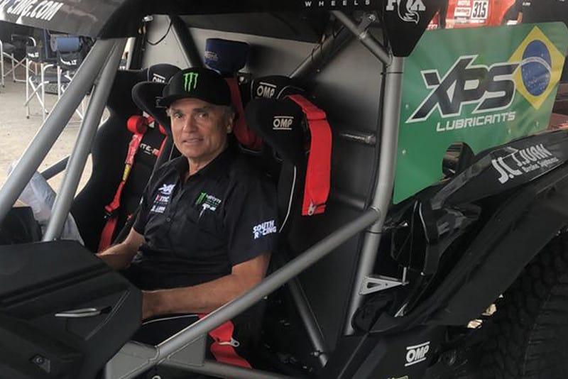 Campeão em 2018, Reinaldo Varela...