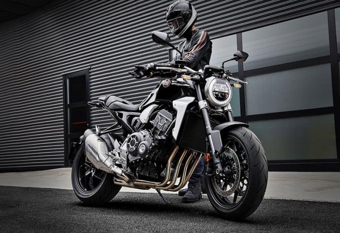 Nova Honda CB 1000R chega em março