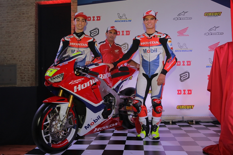 Honda Racing Motovelocidade