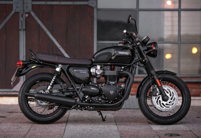 Triumph celebra 25 mil motos montadas no Brasil