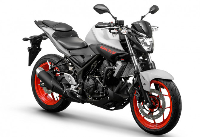 Yamaha MT 03 2020 tem apenas novas cores e preço