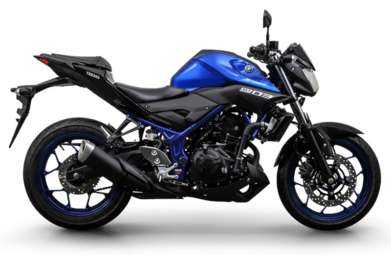 Azul metálico (Racing Blue)