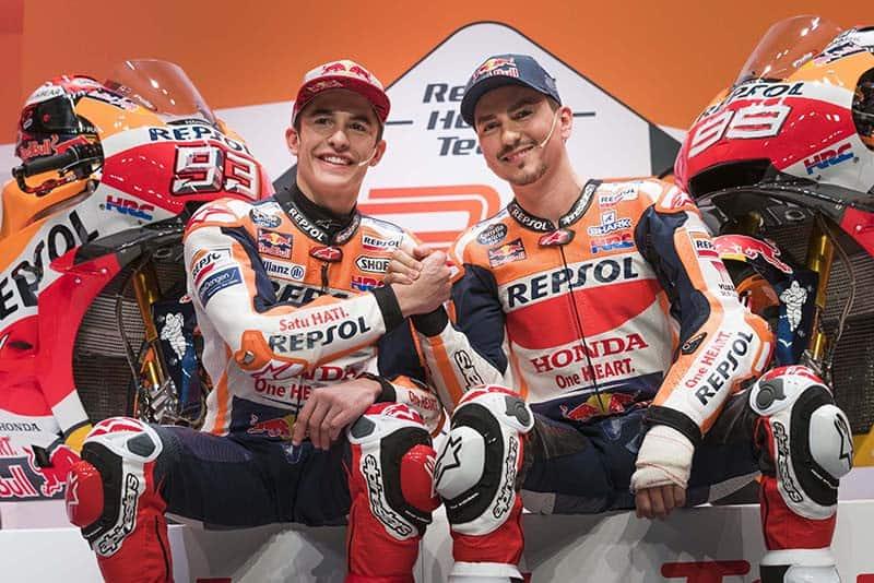 Márquez e Lorenzo em paz (até então)