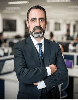 Eurydes Barcellos, diretor da Yamalog