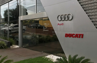 Ducati ou Audi?
