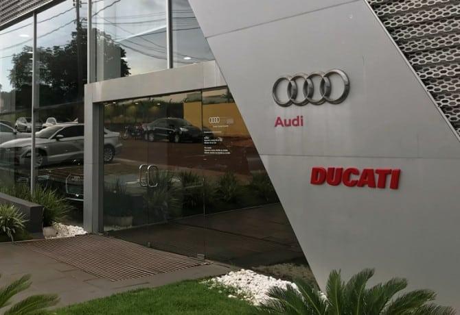 Ducati abre concessionária em Campo Grande (MS)