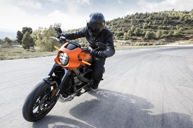 Harley-Davidson LiveWire, que será lançada este ano: 225 km de autonomia urbana e 177 km/h de velocidade máxima