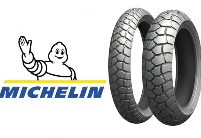 Michelin lança o Anakee Adventure para motos bigtrail